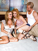 Kelly Madison & Gia Marley0