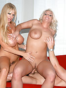 Sadie Swede & Kelly Madison 2