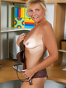 Office MILF Cricket after 30 plus Ladies reveals hot tan lines and pussy