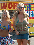 Jessica Moore & Kelly Madison 2