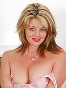 Busty Sherry V slips off this girl probes and additionally clothes this girl pink adult crotch