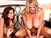 Kelly Madison & Lucky Benton #1