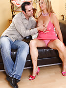 42 year old Dana P enjoys a stiff hard younger tool as part of this one